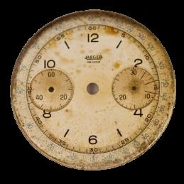Cadran chronographe Jaeger...
