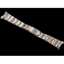 Bracelet acier riveté 18mm