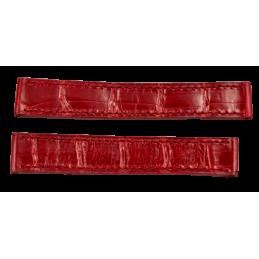 Cartier, bracelet croco 15 mm