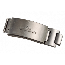 Longines steel buckle 16 mm