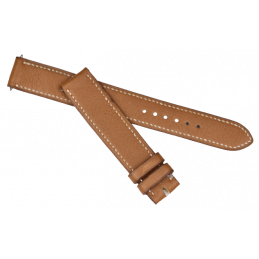 HERMES leather strap
