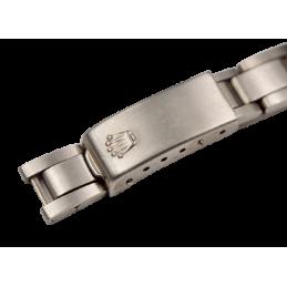 Rolex fermoir acier