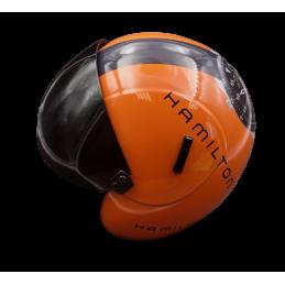 Hamilton decorative helmet
