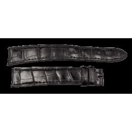 Bracelet Cartier croco 18 mm