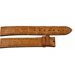 Bracelet Cartier croco 16 mm