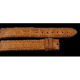 Bracelet Cartier croco 16 mm