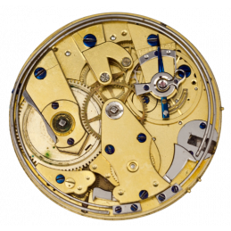 Pocket watch movement repeater