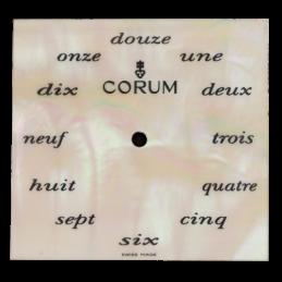Corum Cadran nacré