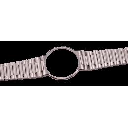 Omega Dynamique steel strap...