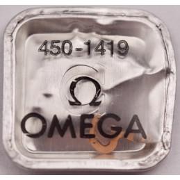Omega pièce 1419 calibre 450