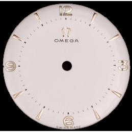 Cadran Omega ancien 27,60 mm