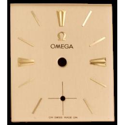 Omega gold vintage dial...