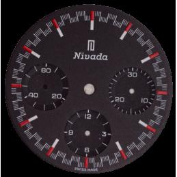 Nivada chrono dial
