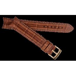 OMEGA crocodile strap 18 mm...