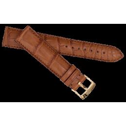 OMEGA crocodile strap 19 mm...