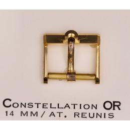 Omega golden buckle 14 mm