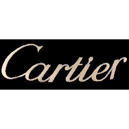 Cartier logo to stick