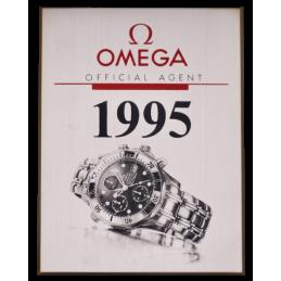 Omega display stand