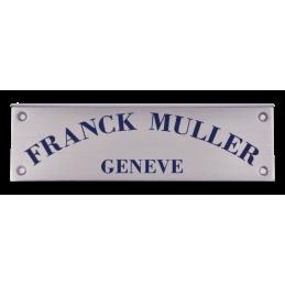 Franck Muller display stand