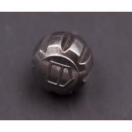 Couronne acier HEUER 6,40 mm
