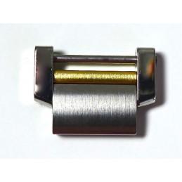 Cartier tank francaise steel/gold  link 19 mm