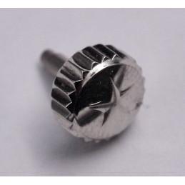 ZENITH steel screw crown...