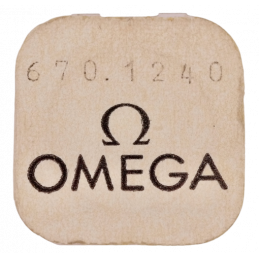 Omega part 1240 caliber 670