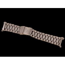 Bracelet HEUER acier 20 mm