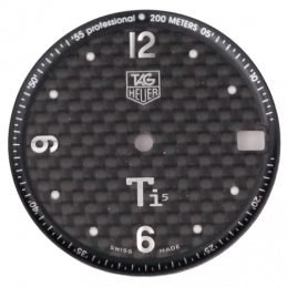 Tag Heuer  dial 26,15mm