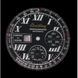 breitling Spatiographe dial