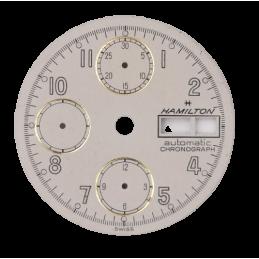 HAMILTON chronograph dial 7750