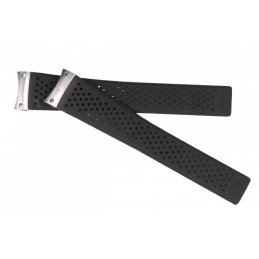Tag Heuer rubber strap 22 mm