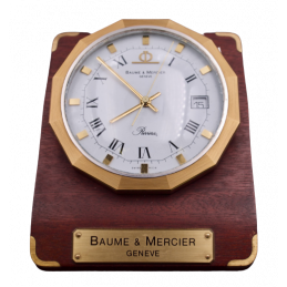 Small clock Baume et...