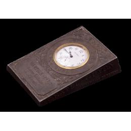 Lip Watch desk clock
