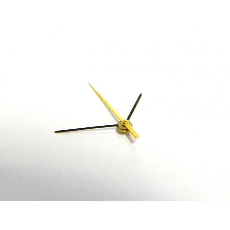 Aiguilles dorées noires FERRARI F6000 395