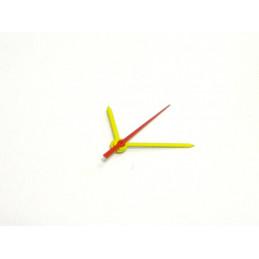 Aiguilles jaunes et rouges FERRARI F6000 393