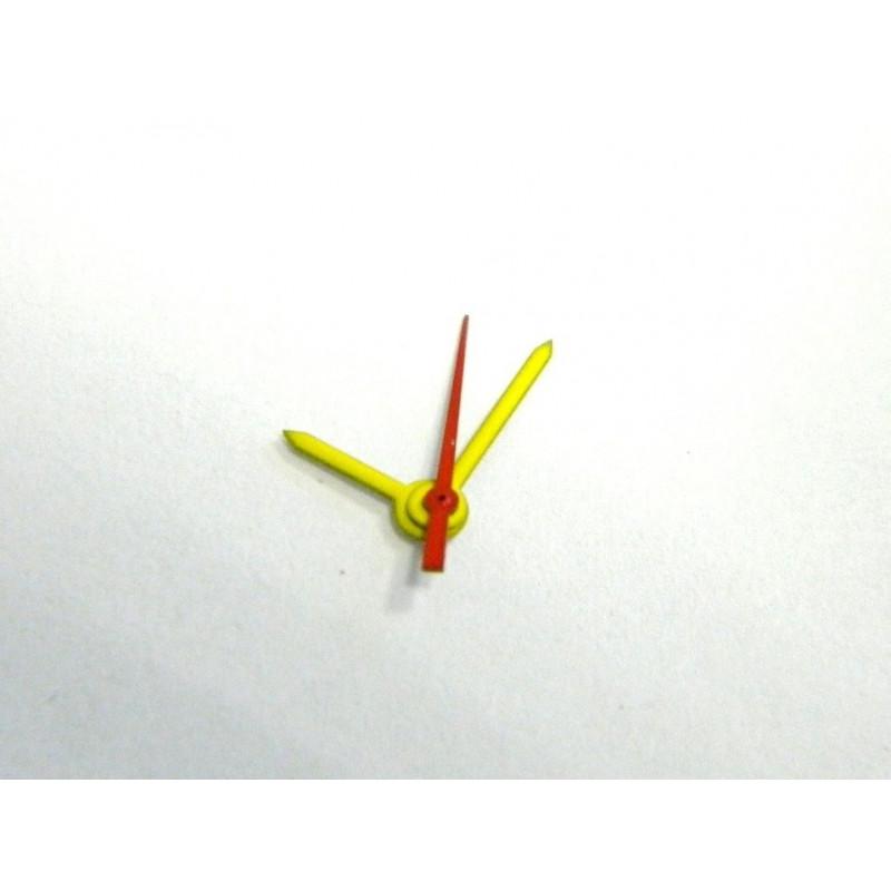 Aiguilles jaunes et rouges FERRARI F7000 393