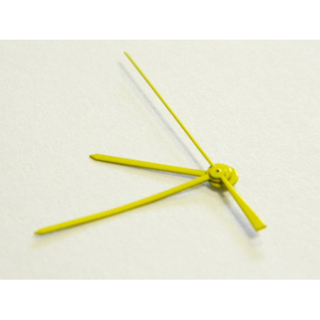 FERRARI Formula Yellow hands FV400017