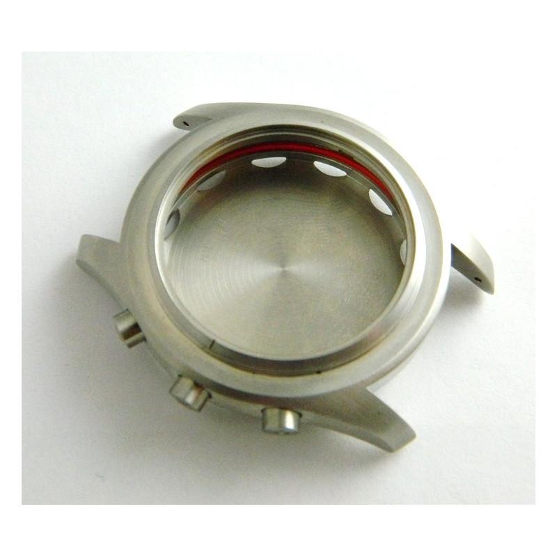 Boitier acier HAMILTON