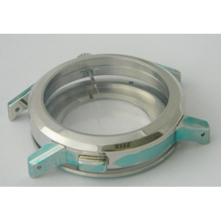 Boitier acier ZENITH Port Royal V 40 mm ref 01/02 0451 682