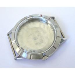 ZODIAC Seawolf stainless steel case NOS