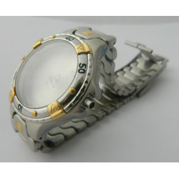 Boitier ZENITH avec bracelet acier 08759.2100.226