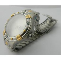 Boitier ZENITH avec bracelet acier