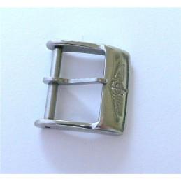Boucle ardillon acier Breitling en  14mm