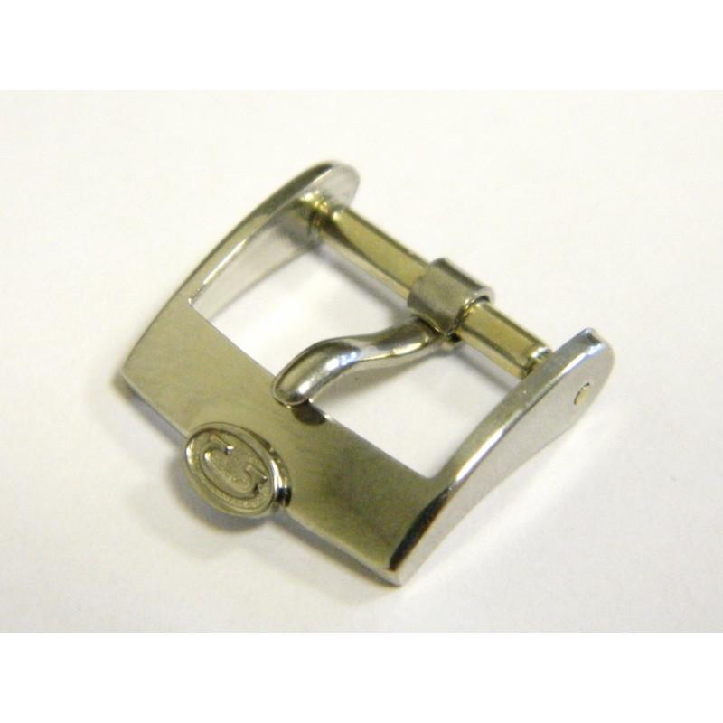 Boucle ardillon acier CORUM 14mm