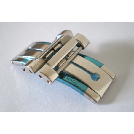 boucle déployante Baume & Mercier pour bracelet acier