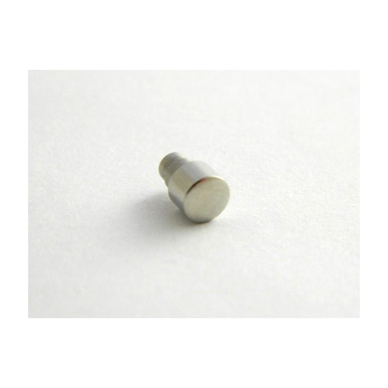 Bouton poussoir acier ULYSSE NARDIN 3.90mm