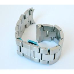 Bracelet acier HAMILTON 24mm