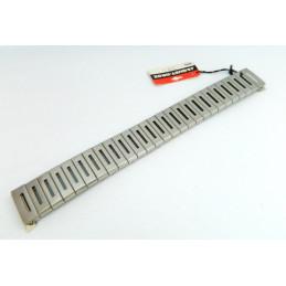 Bracelet acier JAQUET DROZ 18mm