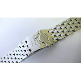 BREITLING Pilot steel strap for navitimer 20mm (new model)